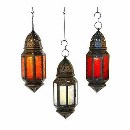 Hanging Moroccan Lanterns, Indoor Lanterns | Mughalpura Ii ...