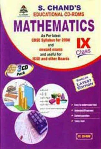 class 09 s chand mathematics 3 cds e smart class bengaluru rh indiamart com