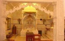 Rligious Temple Interior Design