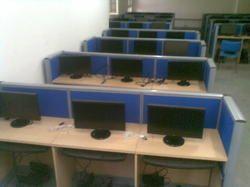 Cyber Cafe Computer Desk