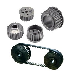 Variable Speed Pulleys