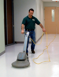 Floor Scrubbing Service