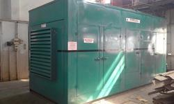 Acoustic Enclosure for Generators