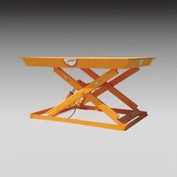 Lifting Equipment - Scissor Lift Tables Manufacturer from Bengaluru
