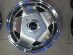 Anodized Wheel
