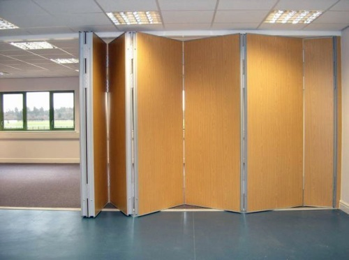 Movable Wall Partition Techno Fab Manufacturer In