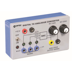 Analogue To Digital Converter