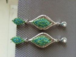 Lead Imitation Earrings