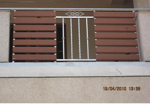 Stainless Steel Gl Balcony Grill