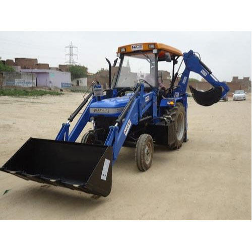 Mini Tractor Backhoe Loader - View Specifications & Details of