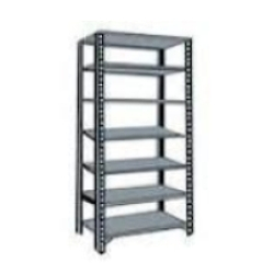 slotted steel angle racks at rs 3000 piece steel racks id