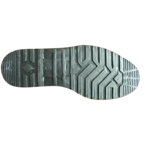 Manufacturing industrial rubber shoes