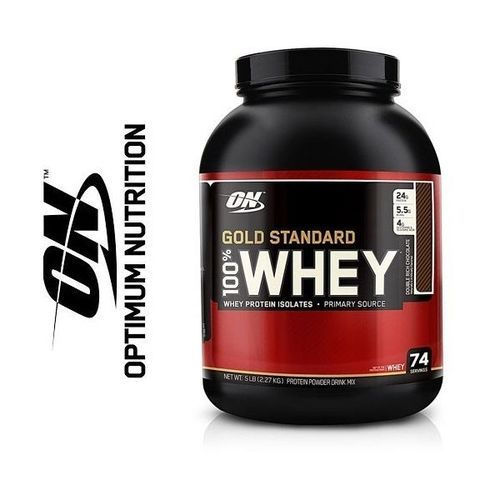 ON Gold Standard 100% Whey Protein Double Rich Chocolate