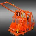 430g Manval Movable Concrete Block Machine