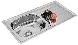 Single Bowl Single Drain Kitchen Sink