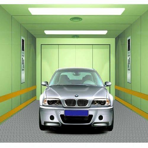 Automatic Car Elevators