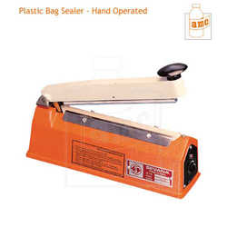 Plastic Bag Sealer - Hand Operated
