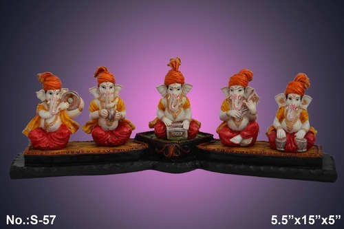 God Fibre Statues Fibre Ganesh Statue Manufacturer From