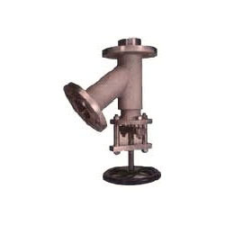 Industrial Flush Bottom Valve