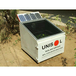 Cabinet Solar Dryer