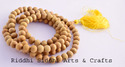 8 mm Beads Sandalwood Mala