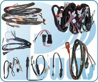 three wheeler wiring harness 500x500 bajaj three wheeler auto rickshaw spare parts manufacturer from largest wiring harness manufacturers in india at readyjetset.co