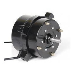 Cooler Spare Parts Cooling Fan Motor Manufacturer From