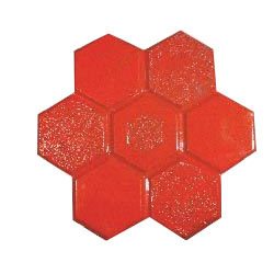 Flower Paver Tile Mold