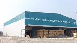 Industrial Cold Storage System