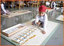 ABC Montessori Preschool Franchise