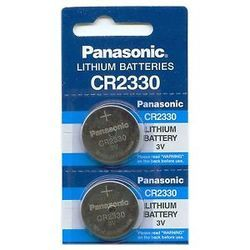 Panasonic CR2330 3V Lithium Battery