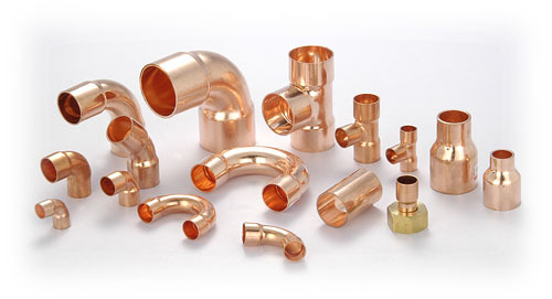 Medical Gas Pipeline System Copper Fittings Manufacturer