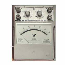 Watt Meter Calibration