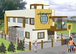 Sai Baba Row House