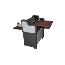 Semi Automatic Creasing Machine