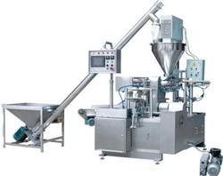 Camphor Pouch Packaging Machine