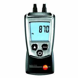 Handy Differential Pressure Measurement