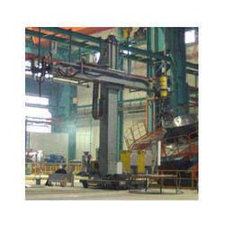 Column & Boom Welding Machine
