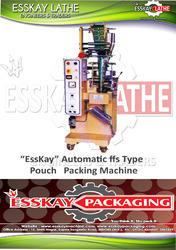 Pouch Packing Machine Automatic FFS Type