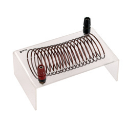 Magnetic Field Demonstration Long Solenoid