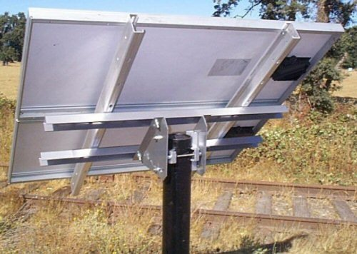 Steel Solar Panel Mounting Structure For Pumps Id