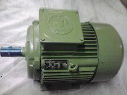 Nau Shakti Single Phase Foot Mounted Motor, Power: 1.1kW Output, For Industrial