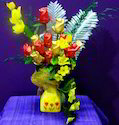 Chocolate Yellow Bouquet