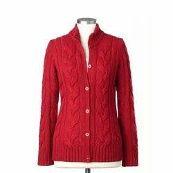 Designer Cardigans | Chandan Knitwears | Manufacturer in Sunder ...