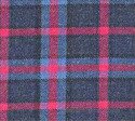 Woolen  Check Fabric