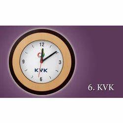 Designer Round Clock