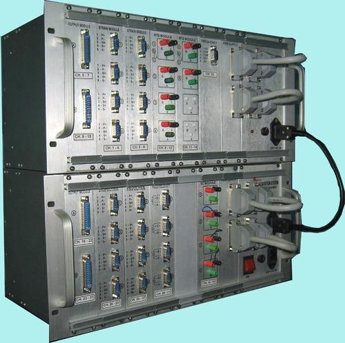 Dased Pc Data Acquisition System : Testing equipment and electronic instrumentation system