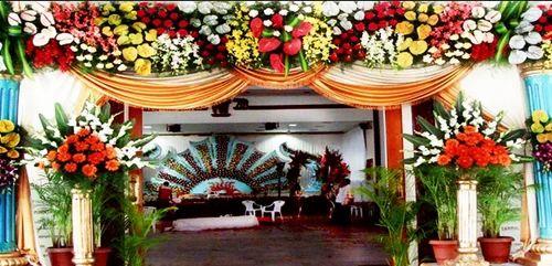 Flower arrangements wedding decoration service provider from guwahati birthday decoration junglespirit Choice Image