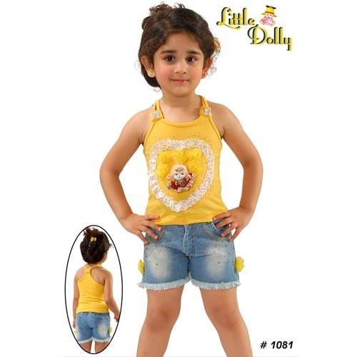 Kids Indian in jeans forecast to wear in on every day in 2019