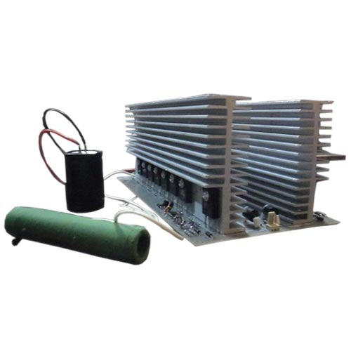 Low Power Square Wave Inverter Circuit Using Cd4047